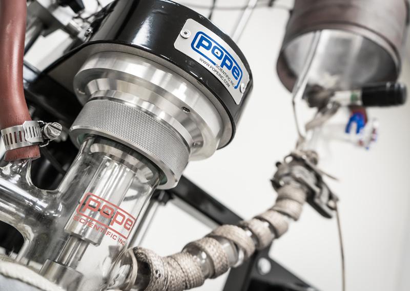Methods and Effectiveness of Ethanol Extraction
